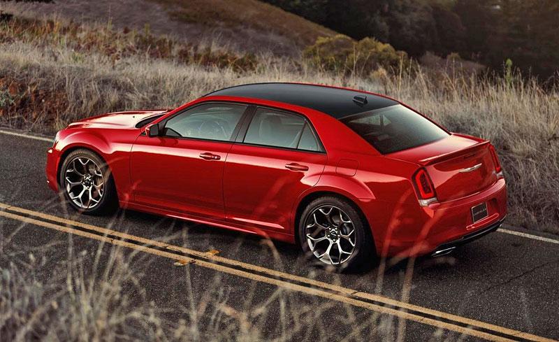 Chrysler 300 možná přijde o svůj charakteristický design: - fotka 43