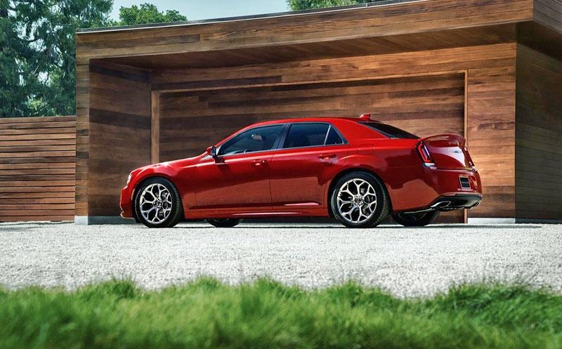 Chrysler 300 možná přijde o svůj charakteristický design: - fotka 47