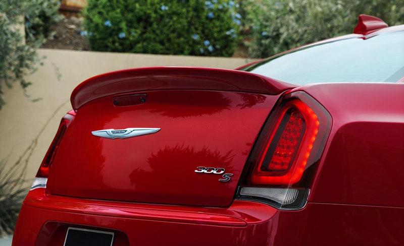 Chrysler 300 možná přijde o svůj charakteristický design: - fotka 63