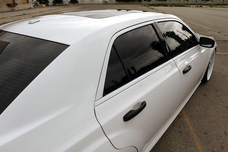 FatChance 2.0: první úprava pro faceliftovaný Chrysler 300: - fotka 12