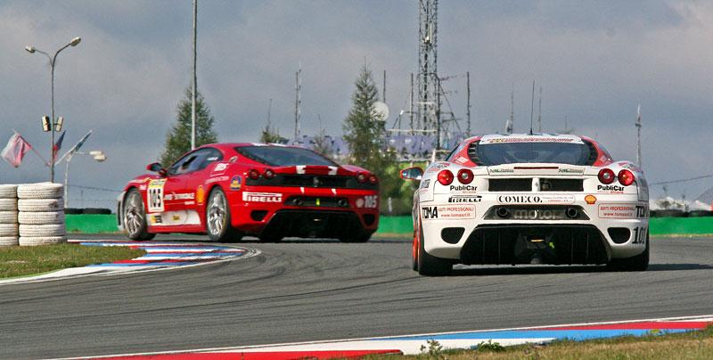 Ferrari Racing Days – poprvé v Brně: - fotka 3