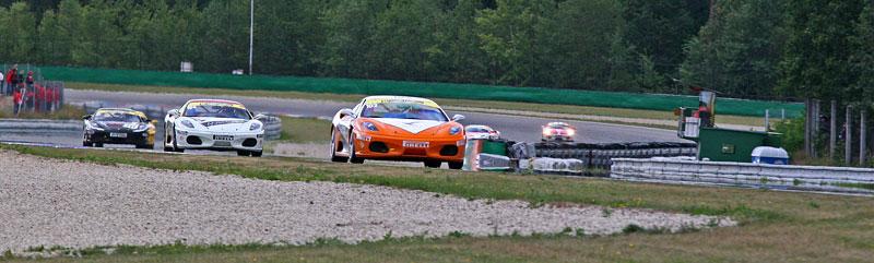 Ferrari Racing Days – poprvé v Brně: - fotka 7