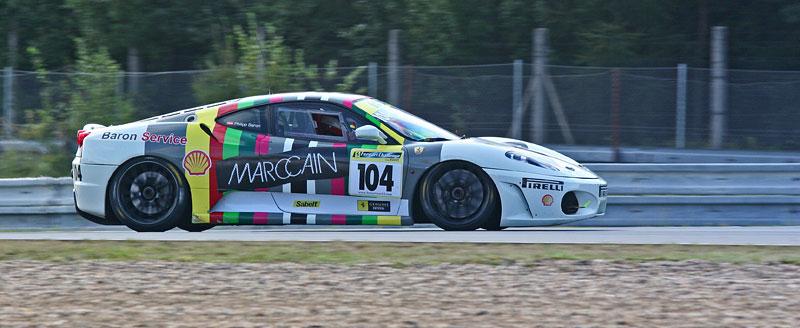 Ferrari Racing Days – poprvé v Brně: - fotka 11