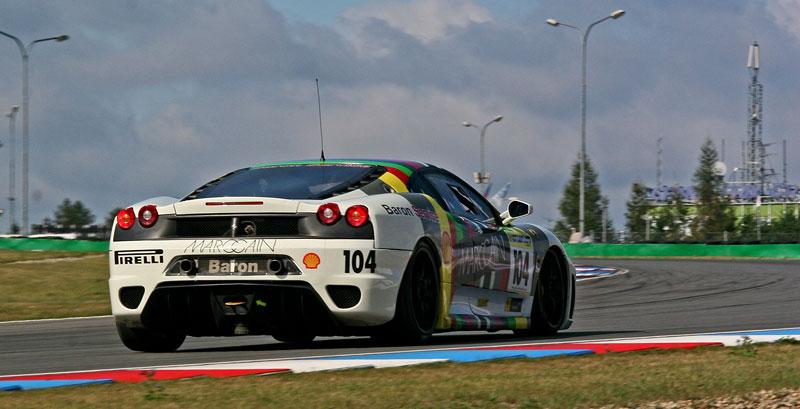 Ferrari Racing Days – poprvé v Brně: - fotka 13