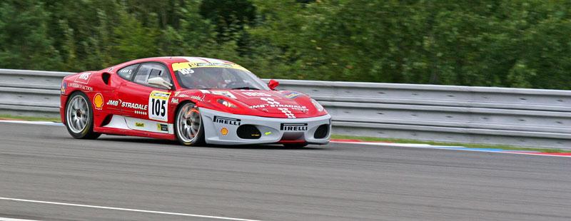 Ferrari Racing Days – poprvé v Brně: - fotka 15