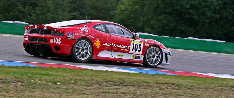 Ferrari Racing Days – poprvé v Brně: - fotka 16