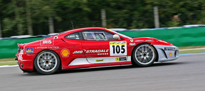 Ferrari Racing Days – poprvé v Brně: - fotka 17