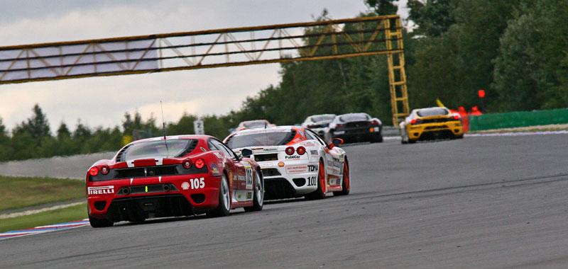 Ferrari Racing Days – poprvé v Brně: - fotka 18