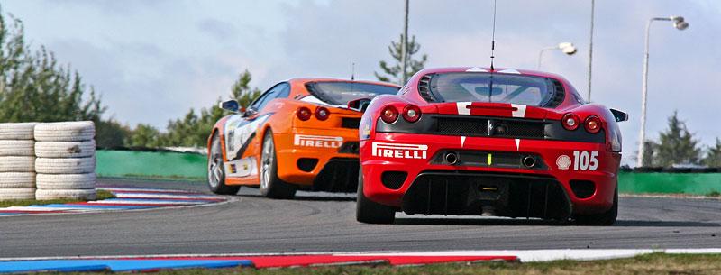 Ferrari Racing Days – poprvé v Brně: - fotka 19