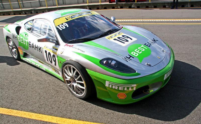 Ferrari Racing Days – poprvé v Brně: - fotka 22