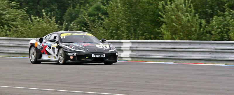 Ferrari Racing Days – poprvé v Brně: - fotka 24