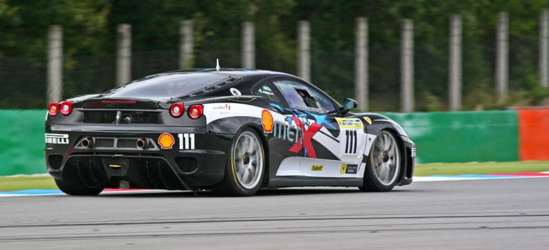 Ferrari Racing Days – poprvé v Brně: - fotka 25