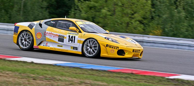 Ferrari Racing Days – poprvé v Brně: - fotka 28