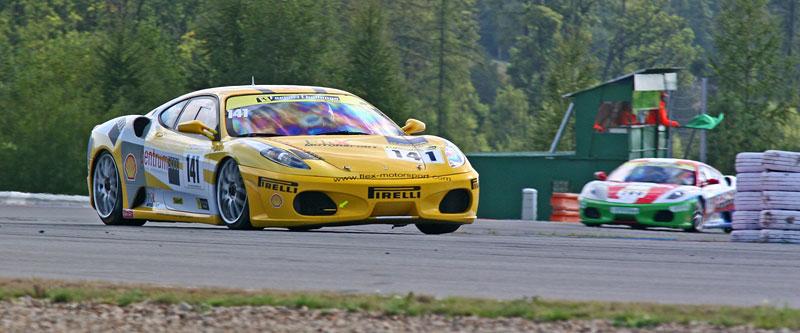 Ferrari Racing Days – poprvé v Brně: - fotka 30