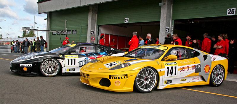 Ferrari Racing Days – poprvé v Brně: - fotka 31