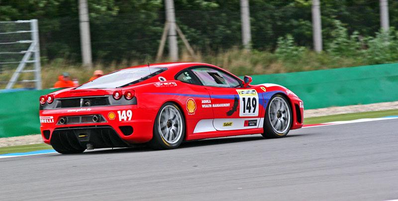 Ferrari Racing Days – poprvé v Brně: - fotka 33