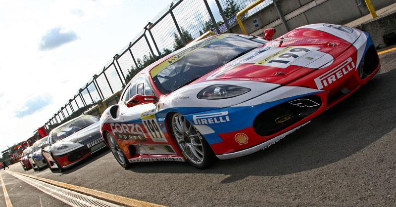 Ferrari Racing Days – poprvé v Brně: - fotka 35