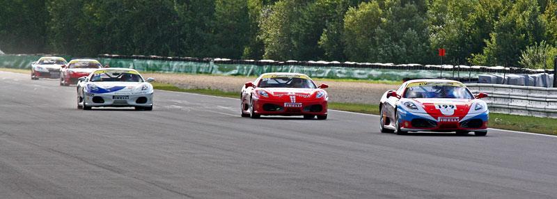 Ferrari Racing Days – poprvé v Brně: - fotka 36
