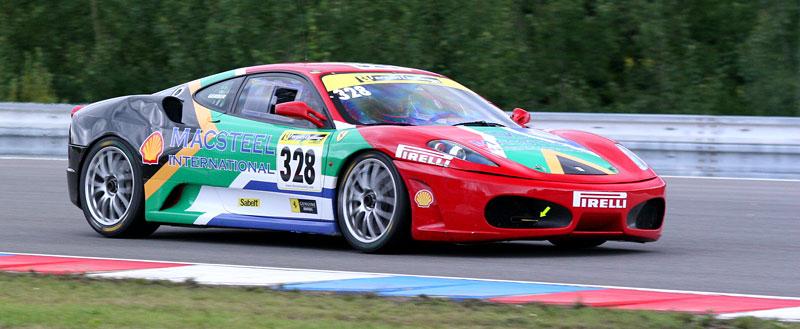 Ferrari Racing Days – poprvé v Brně: - fotka 37