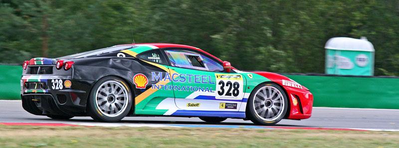Ferrari Racing Days – poprvé v Brně: - fotka 38