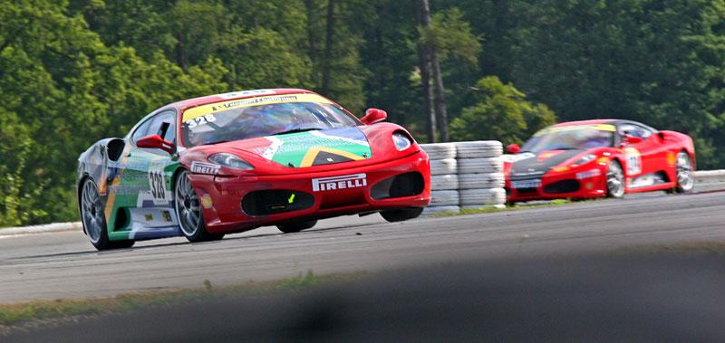 Ferrari Racing Days – poprvé v Brně: - fotka 39