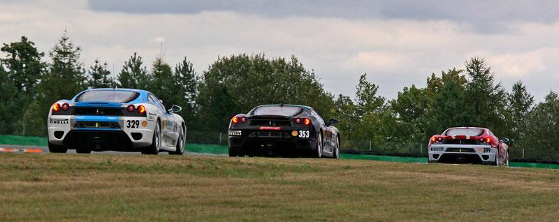 Ferrari Racing Days – poprvé v Brně: - fotka 41