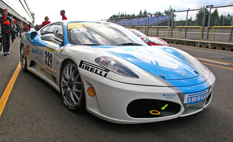 Ferrari Racing Days – poprvé v Brně: - fotka 43