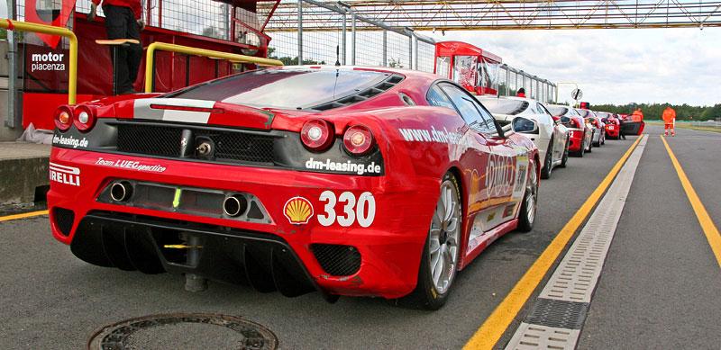 Ferrari Racing Days – poprvé v Brně: - fotka 46