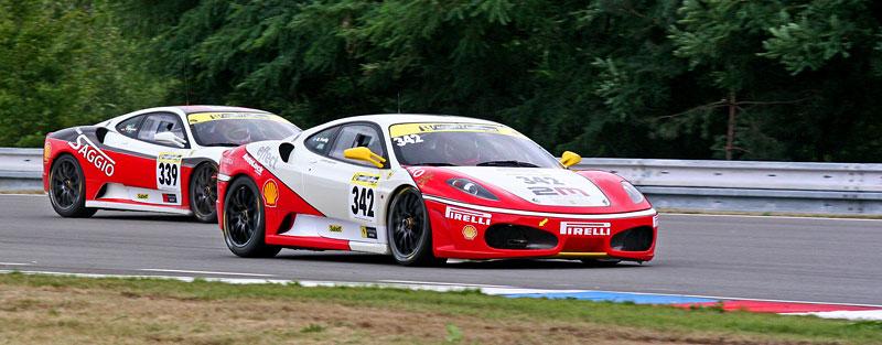 Ferrari Racing Days – poprvé v Brně: - fotka 55