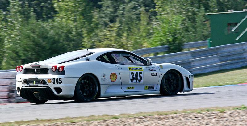 Ferrari Racing Days – poprvé v Brně: - fotka 57