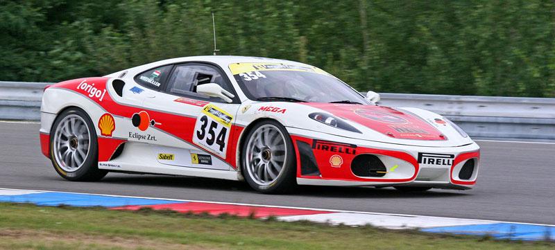 Ferrari Racing Days – poprvé v Brně: - fotka 61