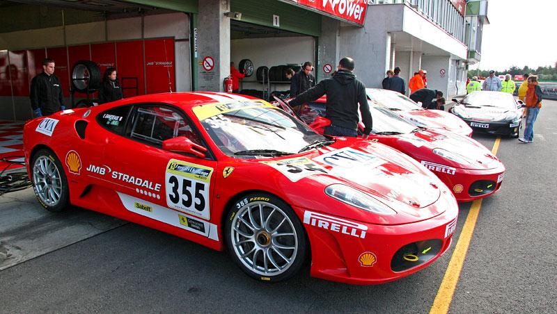 Ferrari Racing Days – poprvé v Brně: - fotka 67