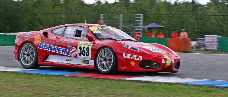 Ferrari Racing Days – poprvé v Brně: - fotka 69