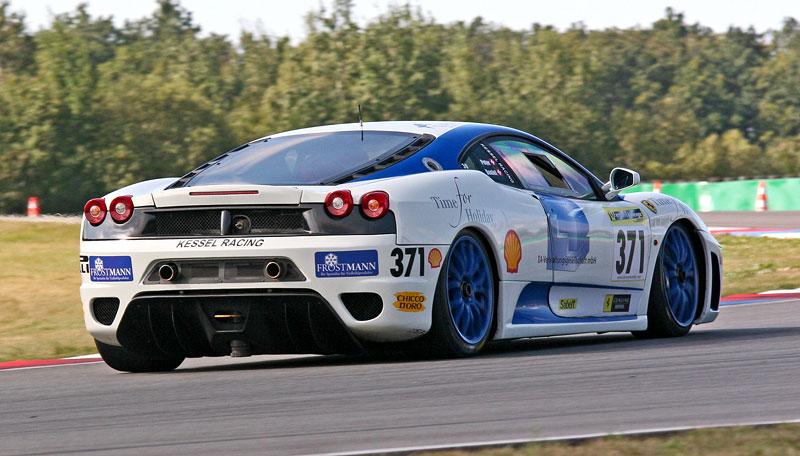 Ferrari Racing Days – poprvé v Brně: - fotka 74