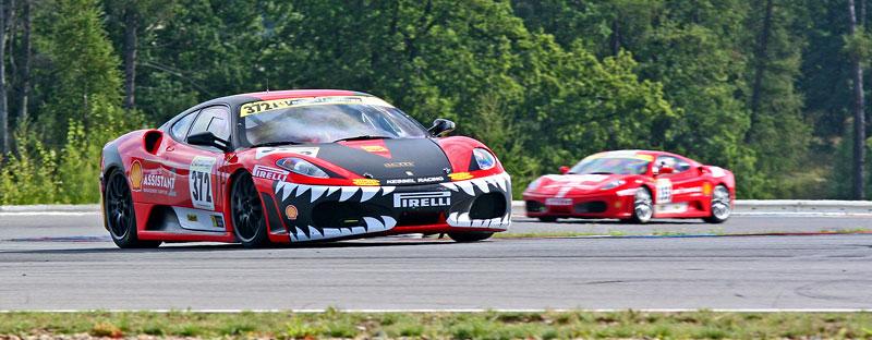 Ferrari Racing Days – poprvé v Brně: - fotka 75
