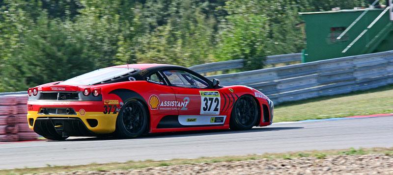 Ferrari Racing Days – poprvé v Brně: - fotka 76