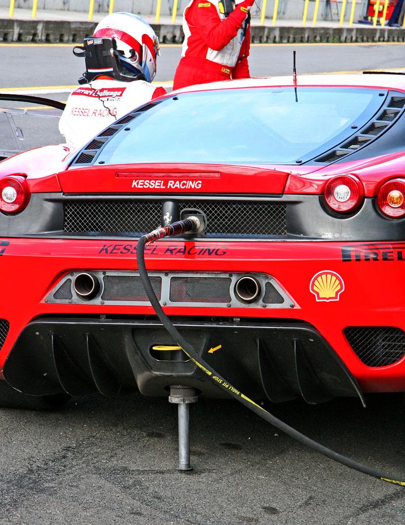 Ferrari Racing Days – poprvé v Brně: - fotka 77
