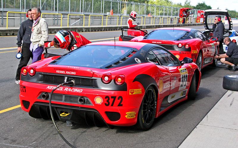 Ferrari Racing Days – poprvé v Brně: - fotka 78