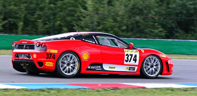 Ferrari Racing Days – poprvé v Brně: - fotka 80
