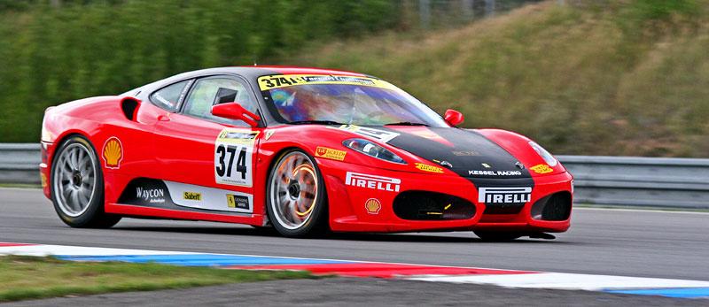 Ferrari Racing Days – poprvé v Brně: - fotka 81