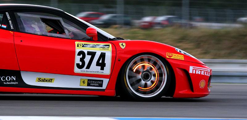 Ferrari Racing Days – poprvé v Brně: - fotka 82
