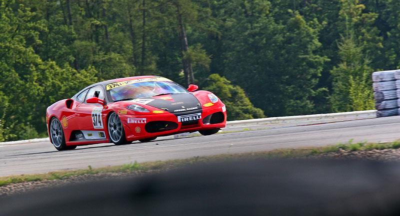 Ferrari Racing Days – poprvé v Brně: - fotka 83