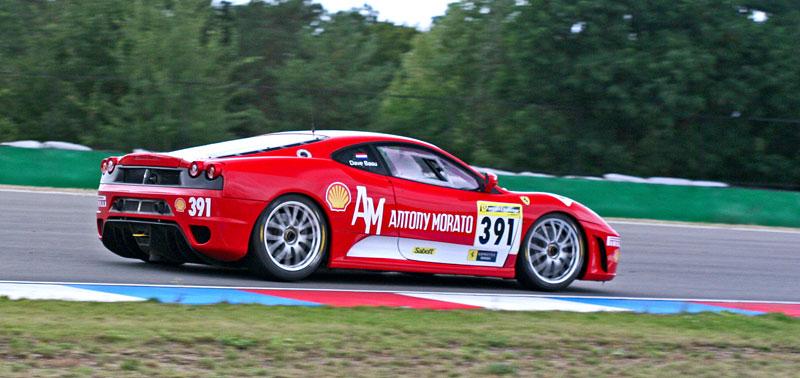 Ferrari Racing Days – poprvé v Brně: - fotka 84