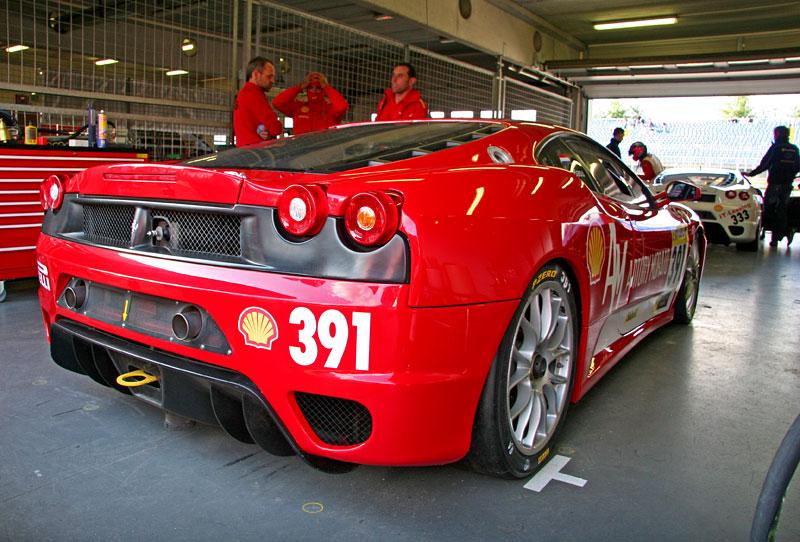 Ferrari Racing Days – poprvé v Brně: - fotka 85