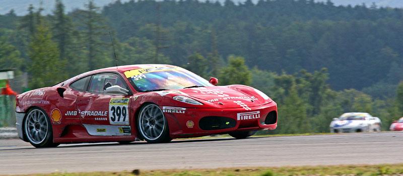 Ferrari Racing Days – poprvé v Brně: - fotka 87