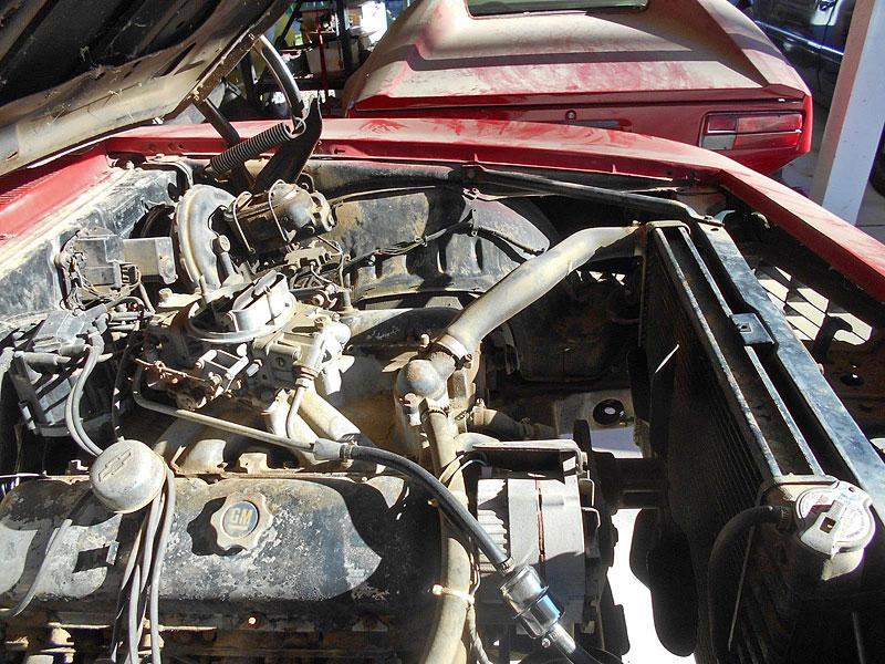 Zázraky se dějí. V USA se našlo neuvěřitelně zachovalé Camaro SS první generace: - fotka 13