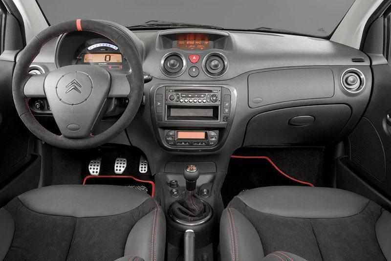 Citroën C2 1587 Brutale - postraší jen jméno: - fotka 2