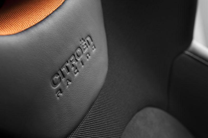 Citroën DS3 Racing: tisíc kusů navrch: - fotka 4