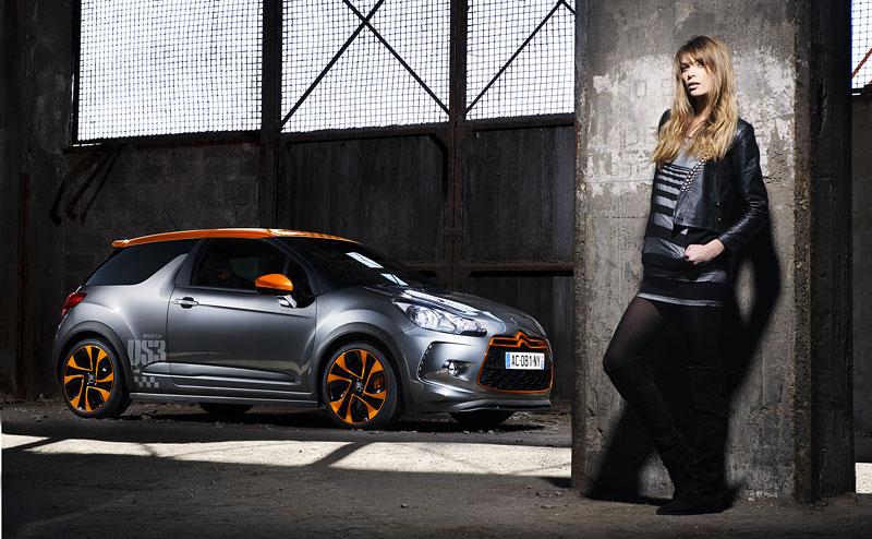 Citroën DS3 Racing: tisíc kusů navrch: - fotka 12