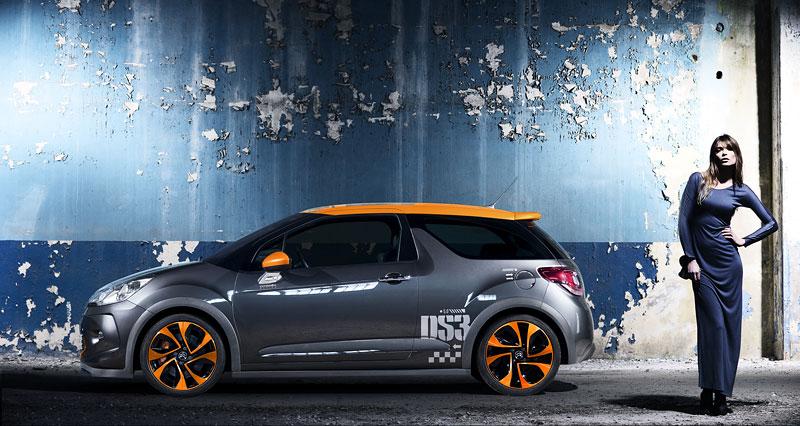 Citroën DS3 Racing: tisíc kusů navrch: - fotka 17